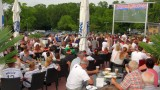 Fußball Live in der Fody's Arena Leimen: </br>Heute mit do-it-yourself Burger-Party
