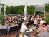 Fußball Live in der Fody's Arena Leimen: </br>Heute mit do-it-yourself Burger-Party