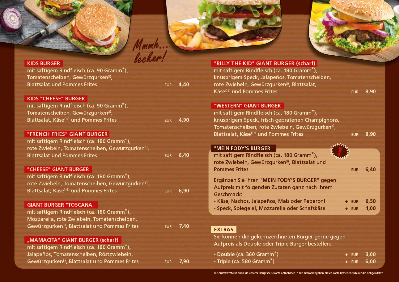 burger offensive in ketsch mix dir den mein fody s burger selbst fody s news. Black Bedroom Furniture Sets. Home Design Ideas