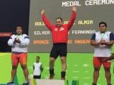Fody's Leimen Stammgast Almir Velagic holt Gold bei Olympia-Test in Rio