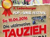 Ladenburger Tauzieh-Meisterschaft: Jetzt Mannschaften melden