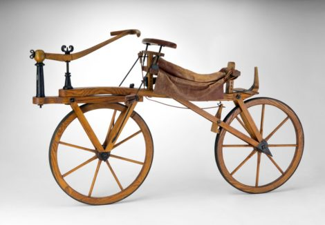 Das Fahrrad und seine 200-jährige Geschichte – Ab 11. November im Technoseum
