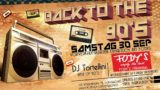 Back To The 90s | Fodys Fährhaus Ladenburg – Sa. 30 September