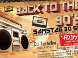 Back To The 90s | Fodys Fährhaus Ladenburg – Sa. 30 September