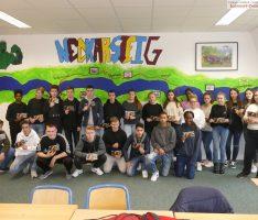 Fody's würdigt soziales Engagement von Otto-Graf-Realschülern